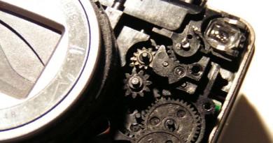 Digitalkameras – Sparen durch Reparieren
